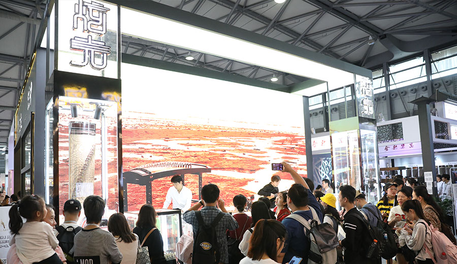 中國(上海)國際樂器展覽會2019順利完成